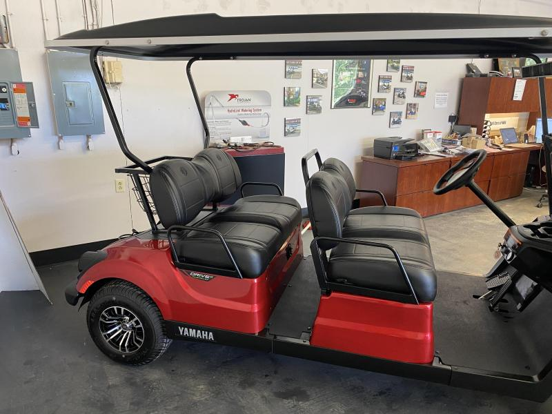 2020 Yamaha Concierge 4 AC Golf Cart