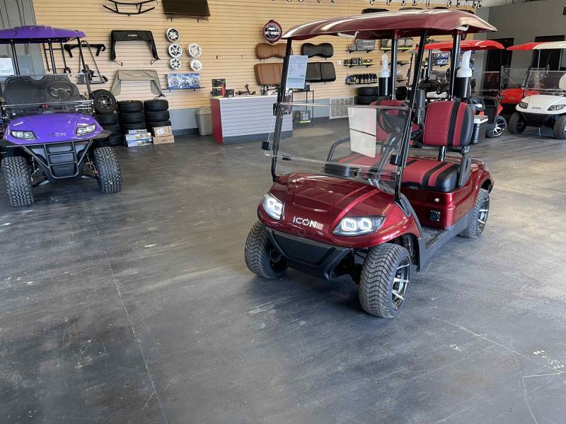 2021 ICON i20 Golf Cart
