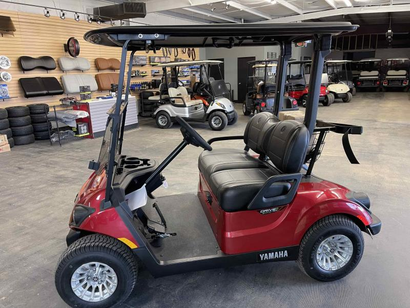 2021 Yamaha Drive 2 AC Electric Golf Cart
