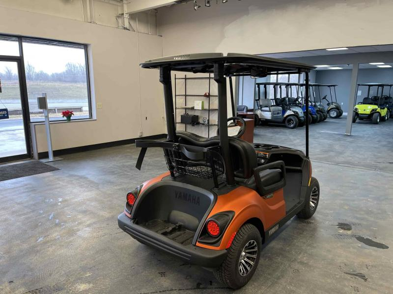 2021 Yamaha The Drive2 - PTV (AC) Golf Cart
