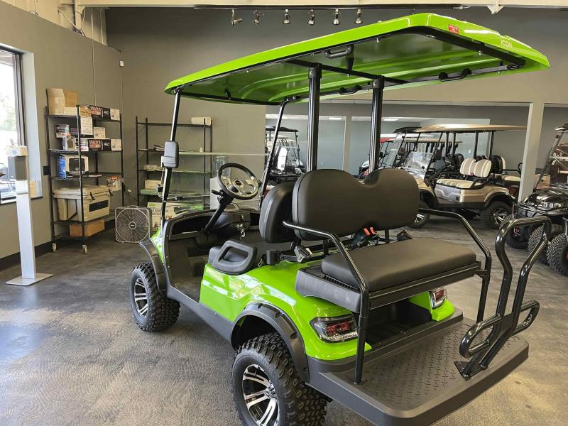 2021 ICON Lifted Electric Golf Cart