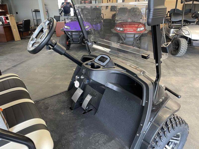 2021 ICON i 40FL Golf Cart