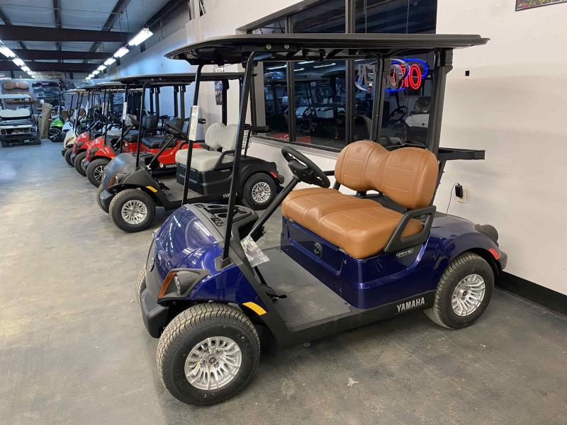 2021 Yamaha Drive 2 A/C Electric Golf Cart