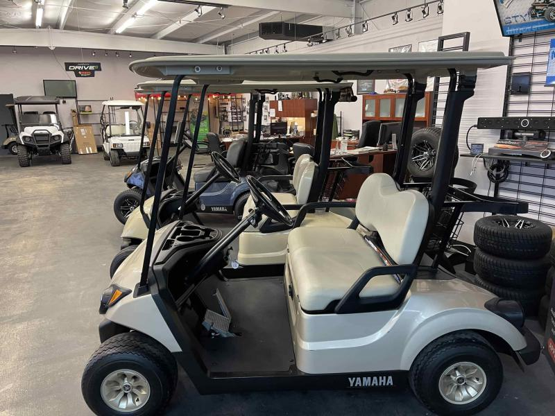 2017 Yamaha Drive 2 DC Electric Golf Cart