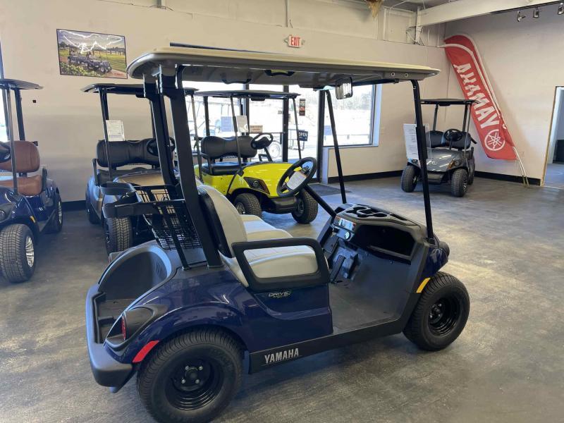2021 Yamaha The Drive2 - PTV (Gas EFI) Golf Cart