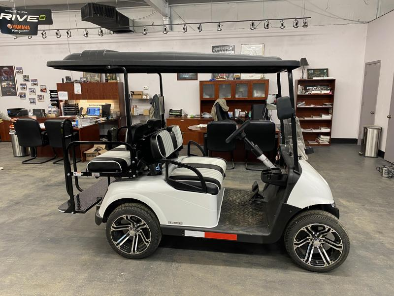2021 MidSouth LSV Golf Cart