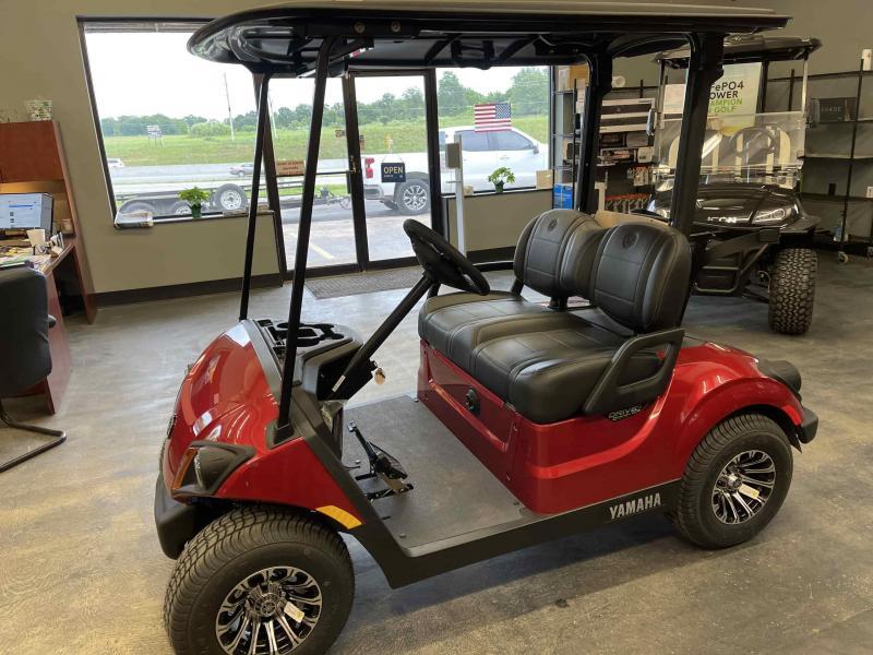 2021 Yamaha Drive 2 Electric Golf Cart