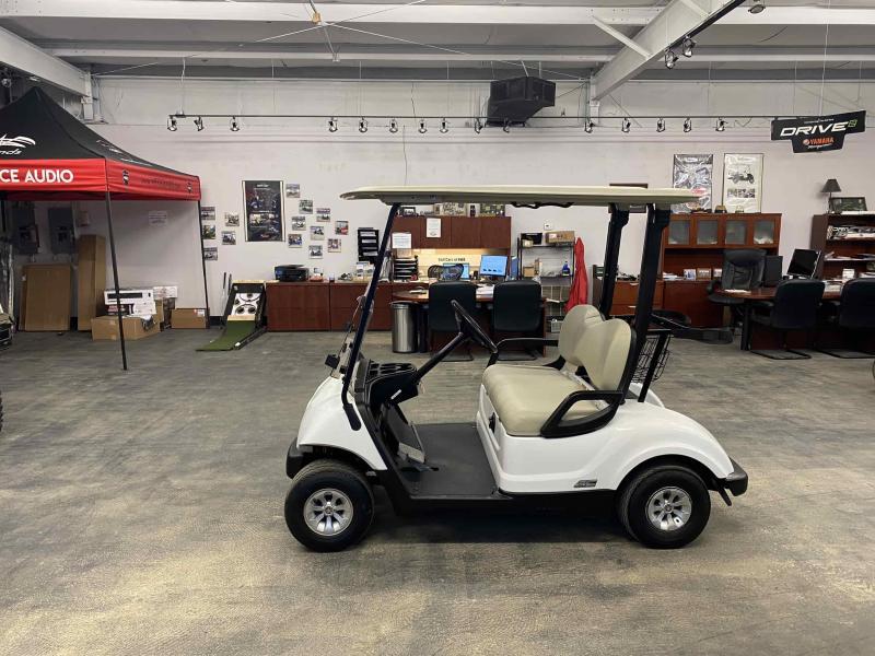 2016 Yamaha Drive A/C Electric Golf Cart