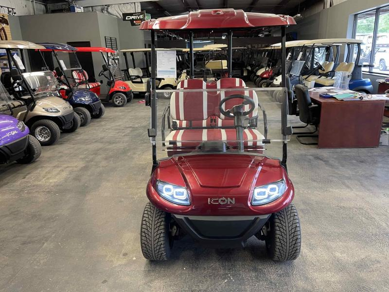 2021 ICON i40F Golf Cart