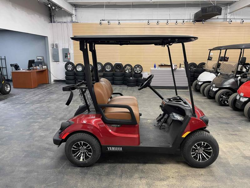 2021 Yamaha Drive 2 EFI Golf Cart