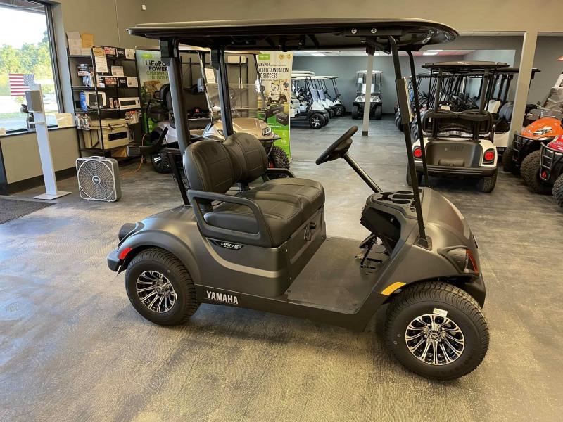 2022 Yamaha Drive 2 EFI Gas Golf Cart