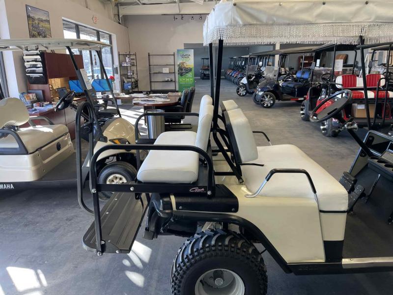 1993 E-Z-GO TXT Electric Golf Cart