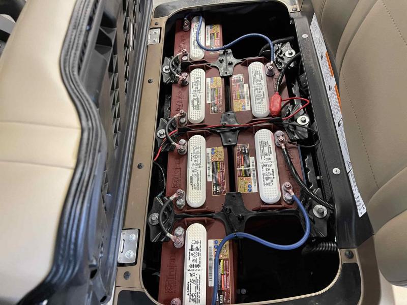 2021 Yamaha Drive 2 AC Electric Golf Cart