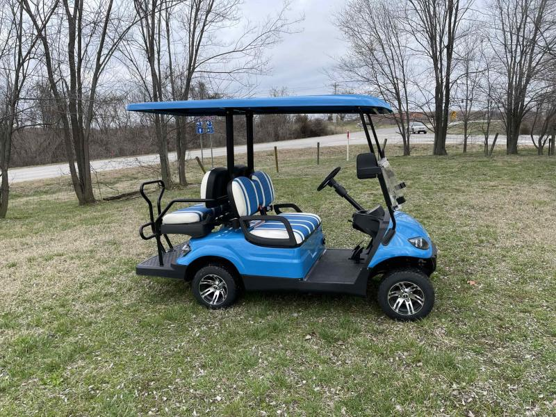 2021 ICON i40 2 + 2 Golf Cart
