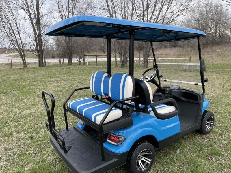 2021 ICON i40 2 + 2 Golf Cart