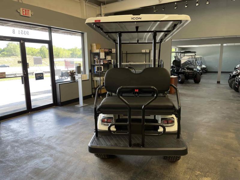 2021 ICON i 40 l Golf Cart