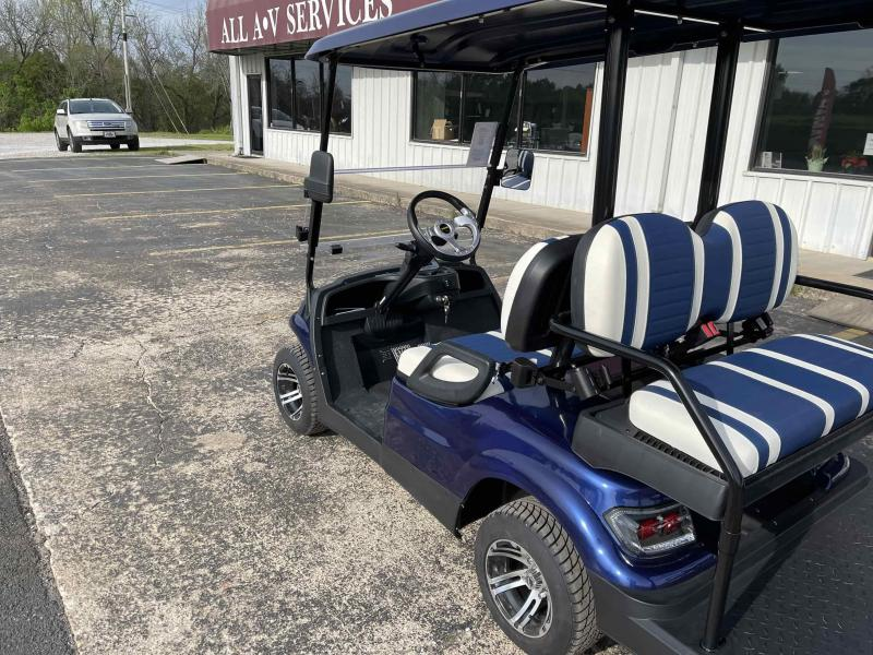 2021 ICON i40 Electric Golf Cart