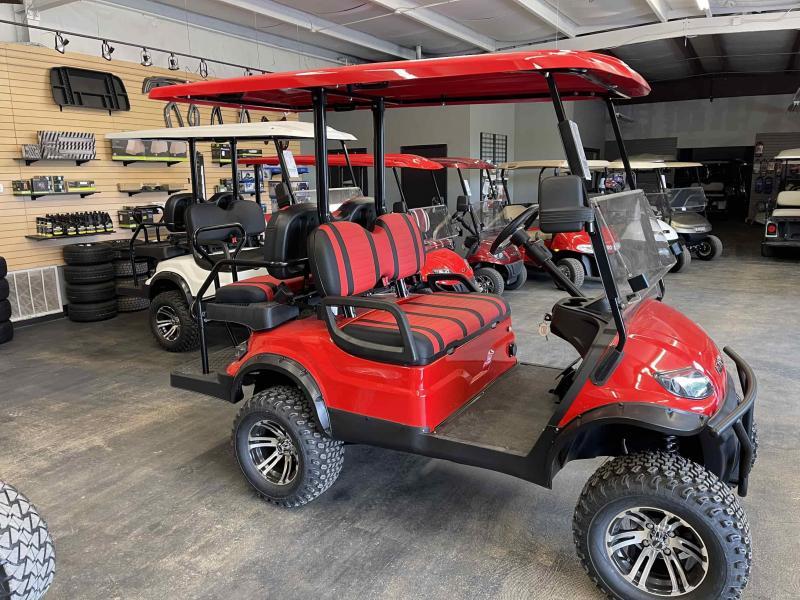 2021 ICON i40 L Golf Cart