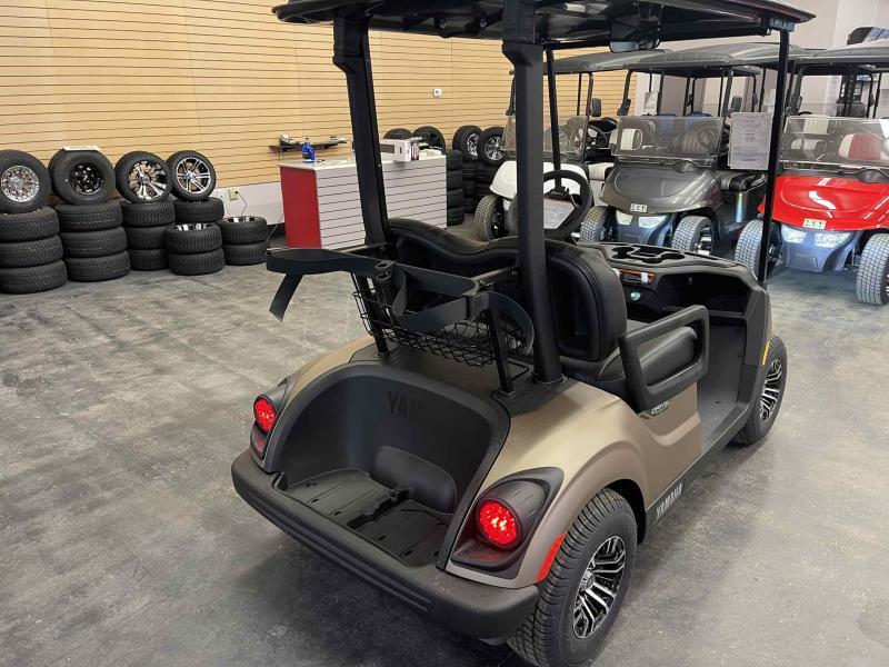 2021 Yamaha Drive 2 EFI Golf Cart