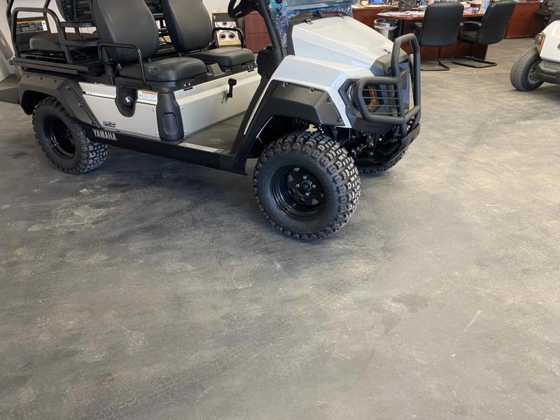 2020 Yamaha Umax Rally 2 + 2 Gas EFI Golf Cart