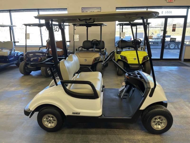 2013 Yamaha Drive EFI Gas Golf Cart
