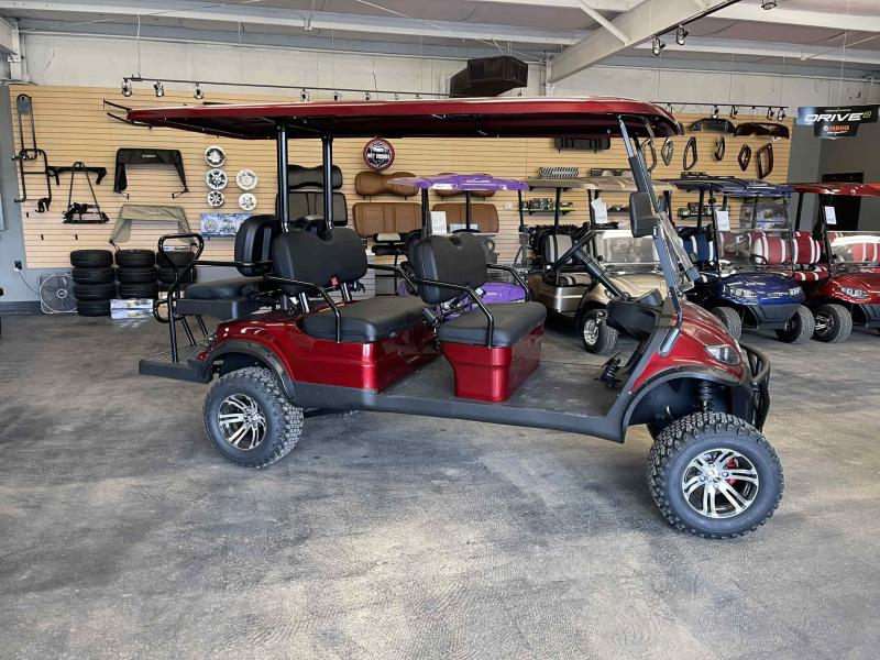 2021 ICON i60L Golf Cart