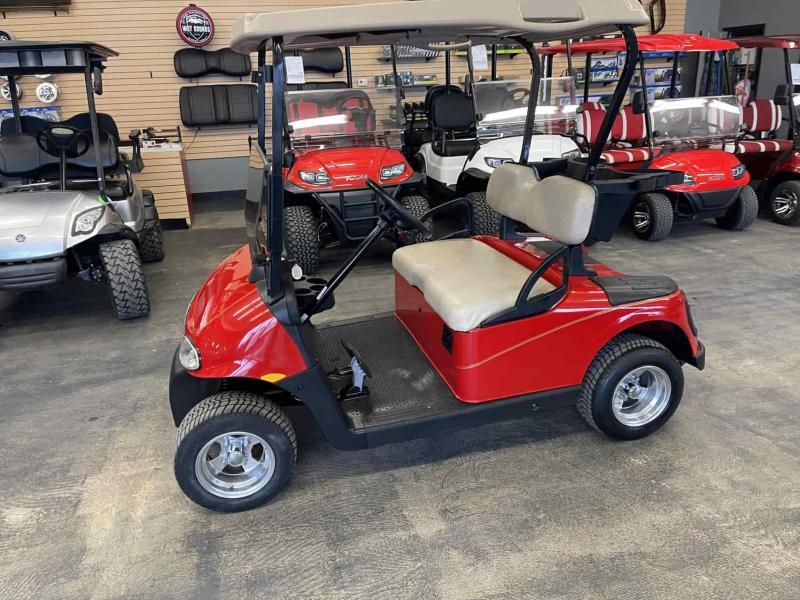 2013 E-Z-GO RXV Electric Golf Cart