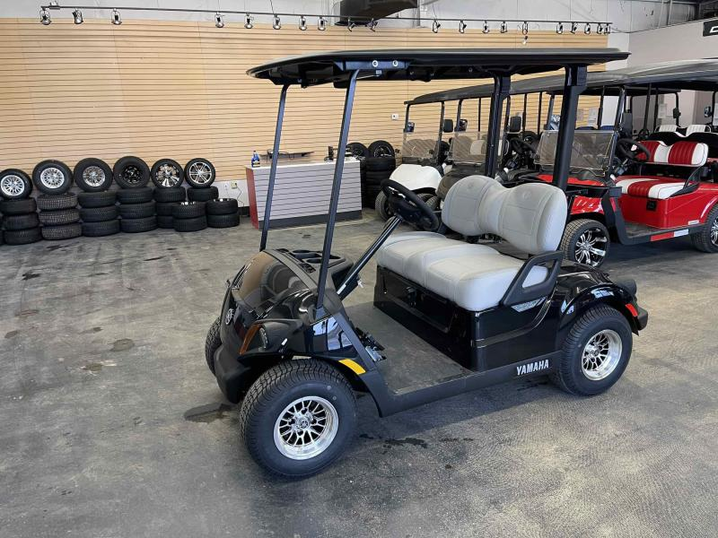 2021 Yamaha The Drive2 - PTV (Gas EFI) Golf Cart