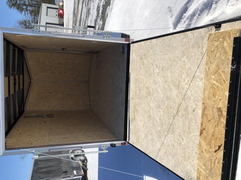 2021 Pace American 6X10 OUTBACK CARGO DLX 6X10 Enclosed Cargo Trailer