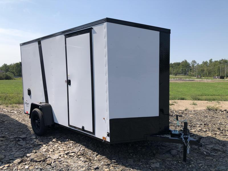 2021 Pace American 6X12 OUTBACK CARGO DLX Enclosed Cargo Trailer