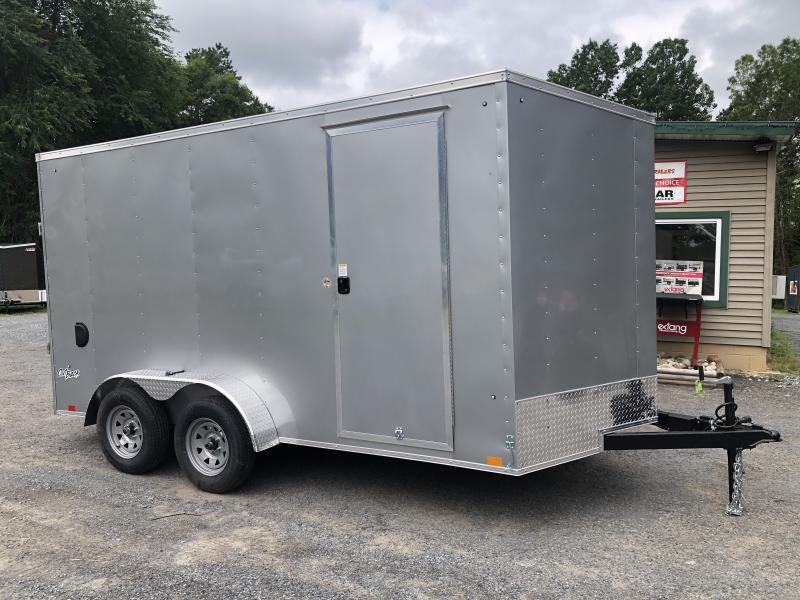 2021 Pace American 7 X 14 OUTBACK CARGO DELUXE Enclosed Cargo Trailer