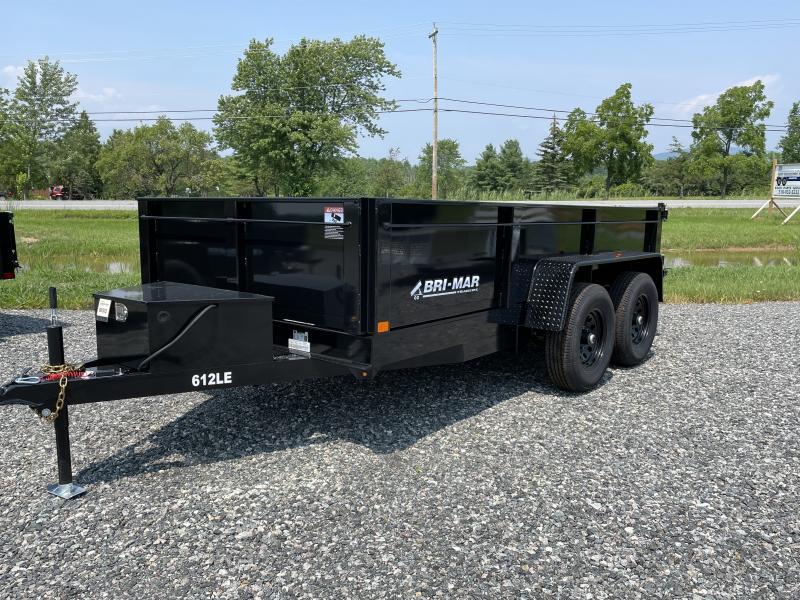 2022 Bri-Mar DT612LP-LE-10 Dump Trailer