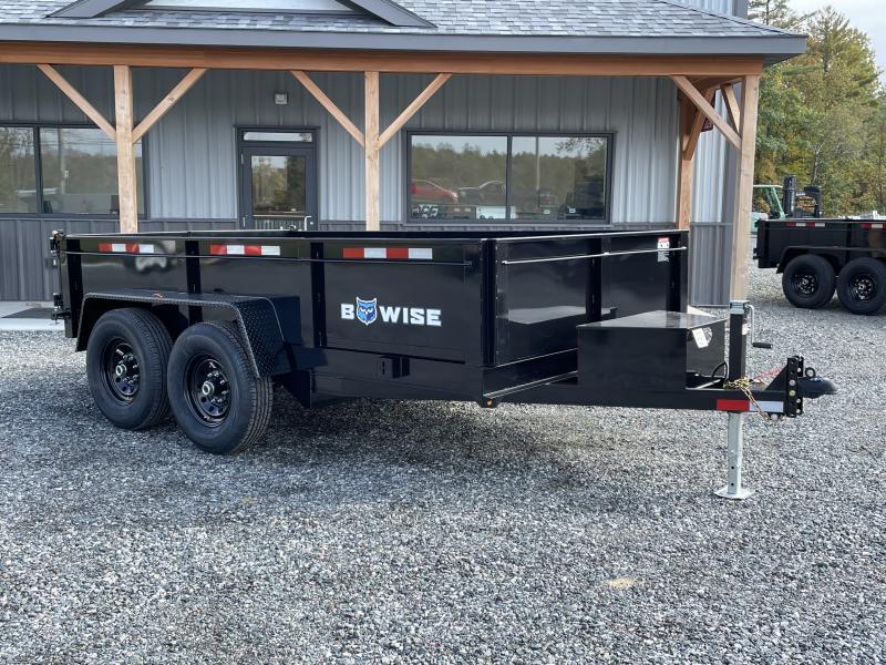 2022 BWISE DT712LP-LE-12 Dump Trailer