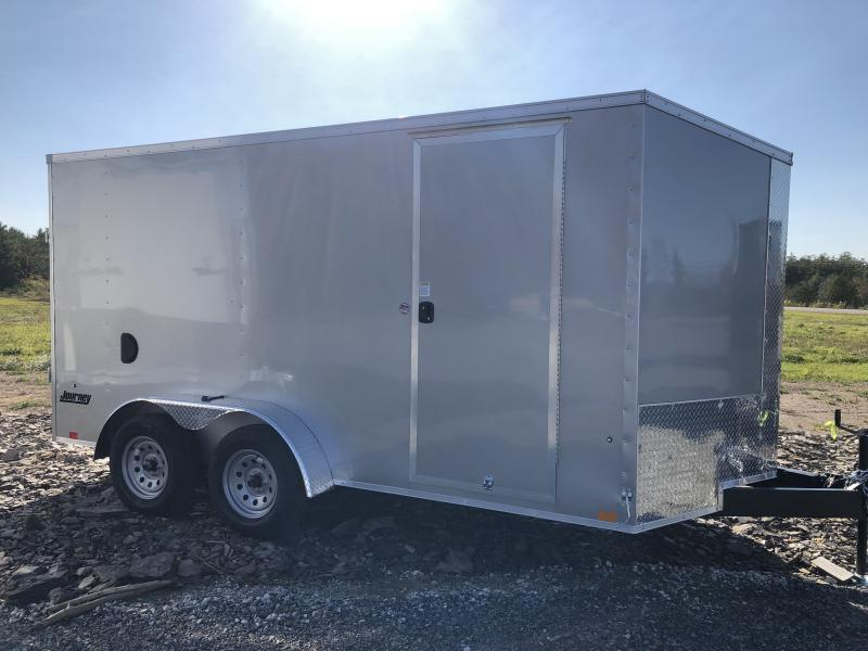 2021 Pace American Journey Cargo SE 7x14 Enclosed Cargo Trailer