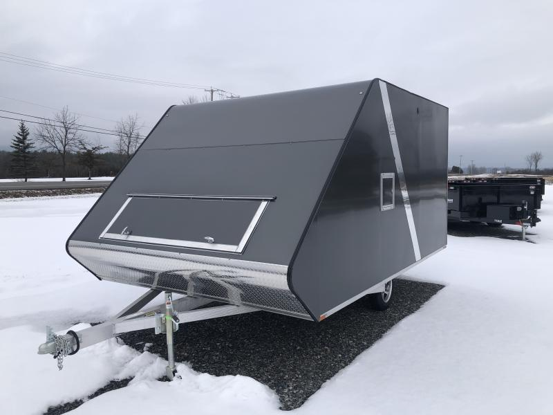2021 Sport Haven AH1385D Snowmobile Trailer