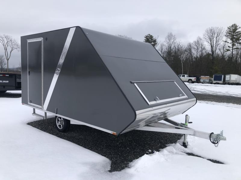 2021 Sport Haven AH1385D Snowmobile Trailer