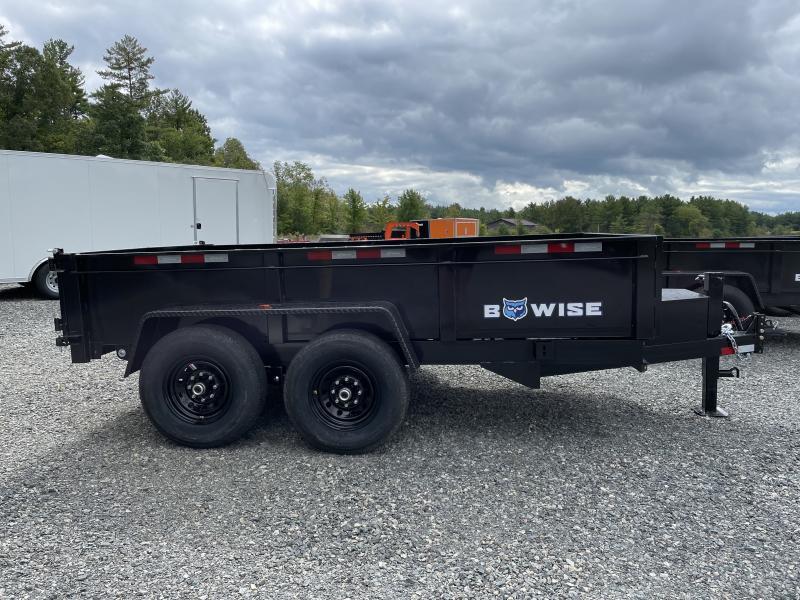 2022 BWISE DT712LP-LE-14 Dump Trailer