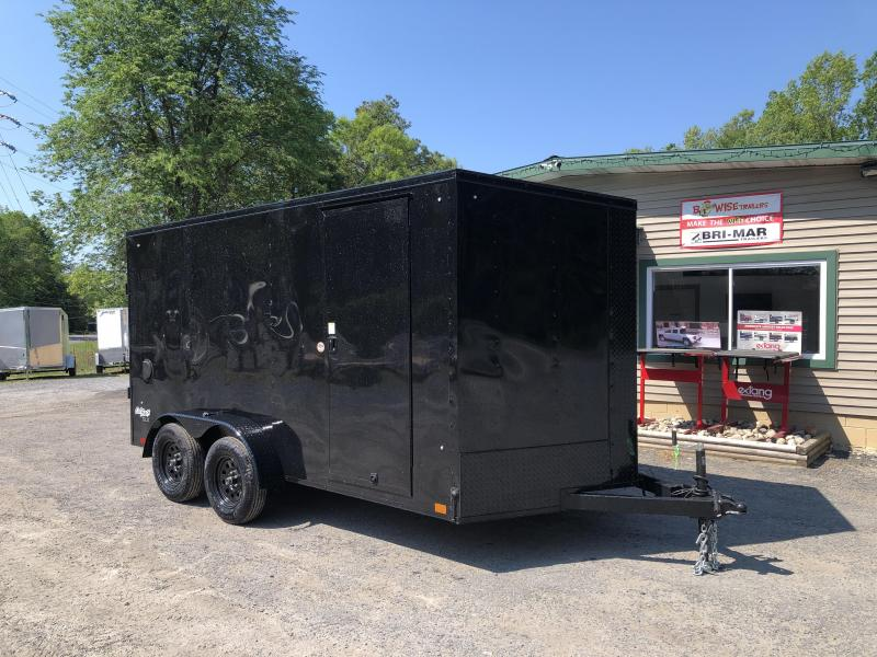 2020 Pace American 7X14 OUTBACK CARGO DLX Enclosed Cargo Trailer