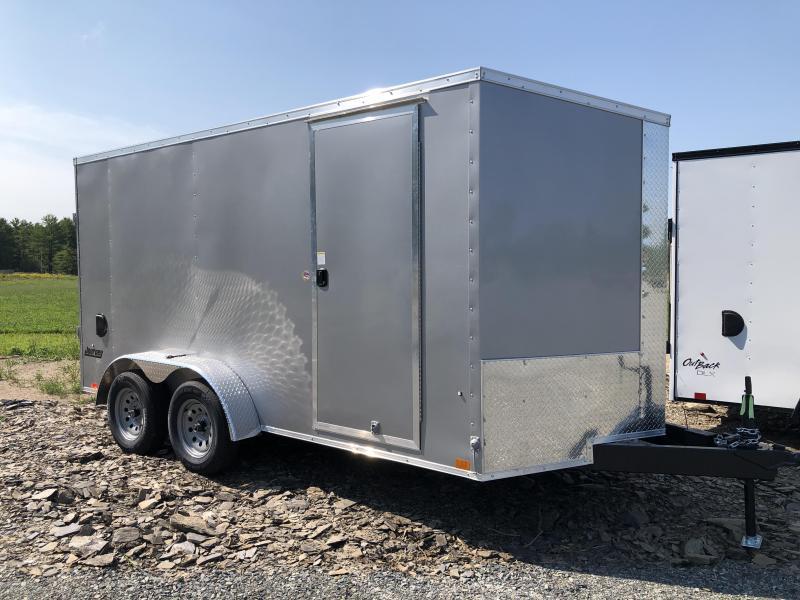 2021 Pace American 7X14 Journey Cargo SE Enclosed Cargo Trailer