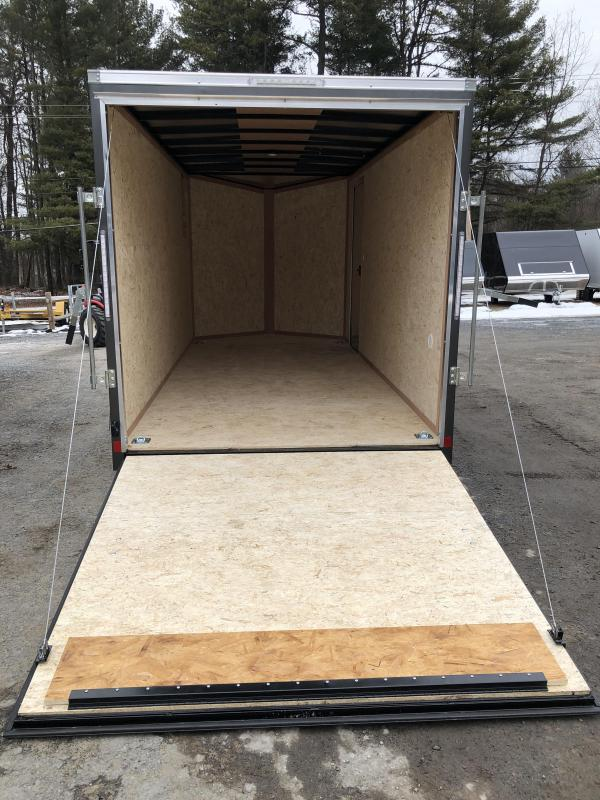 2020 Pace American JV 7X16 TE2 SE Enclosed Cargo Trailer