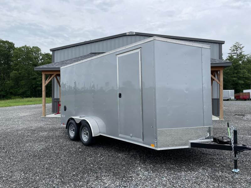 2022 Pace American 7X16 OUTBACK DLX CARGO TRAILER Enclosed Cargo Trailer