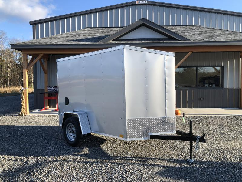 2021 Pace American OB5X8SI2DLX Enclosed Cargo Trailer