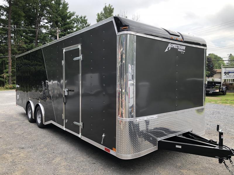 2020 Homesteader 824AB Car / Racing Trailer