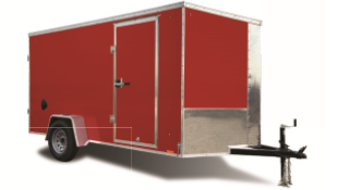 2020 Pace American 7 X 16 JOURNEY CARGO SE Enclosed Cargo Trailer