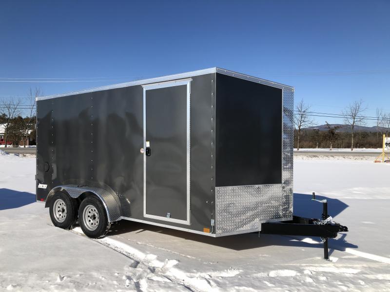2020 Pace American JV7X14TE2SE 7X14 Enclosed Cargo Trailer