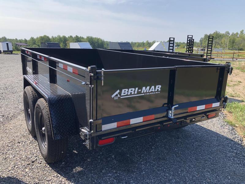 2021 Bri-Mar DT612LP-LE-12 Dump Trailer