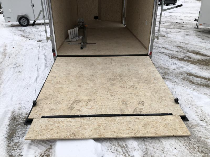 2020 Pace American JV 7X16 TES SE Enclosed Cargo Trailer