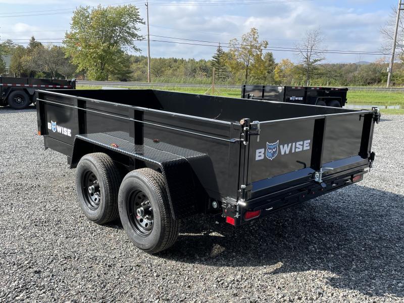2022 BWISE DT612LP-LE-10 Dump Trailer