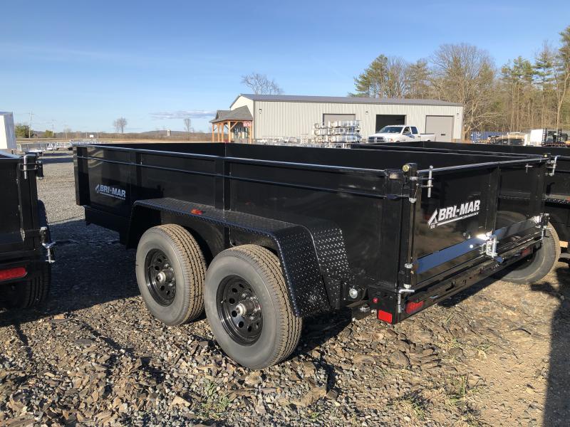 2021 BRI-MAR DT612LP-LE-10 Dump Trailer