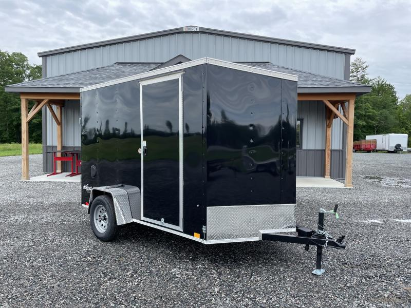 2022 Pace American 6X10 OUTBACK DLX CARGO TRAILER Enclosed Cargo Trailer